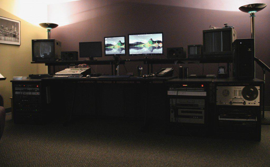 The-Studio-Treated-1024x633 Creating Video Work Products as an Audio/Video Forensic Expert