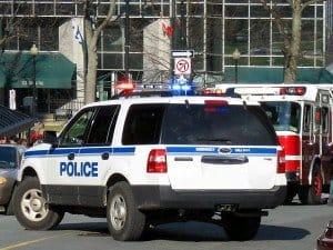 police car ICV