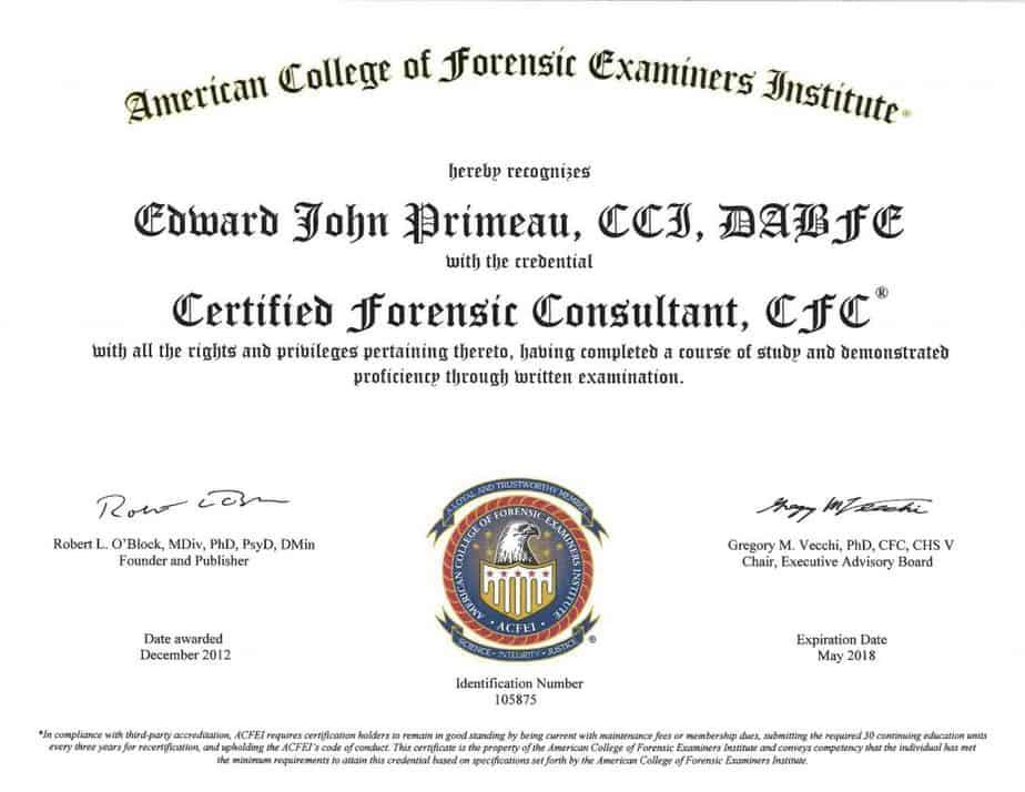 CFC-ACFEI-1024x791 Meet Edward Primeau, CCI, CFC